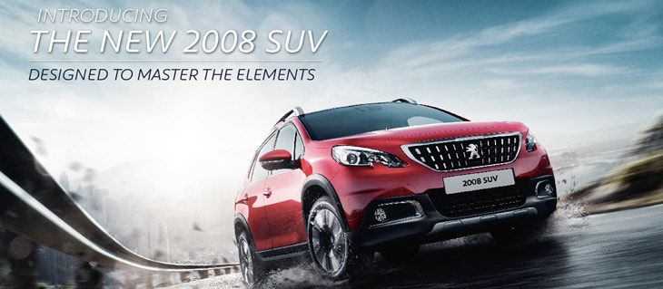 New Peugeot 2008